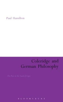 Coleridge and German Philosophy