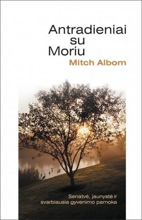 Antradieniai su Moriu (knyga su defektais)