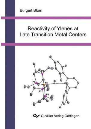 Reactivity of Ylenes at Late Transition Metal Centers