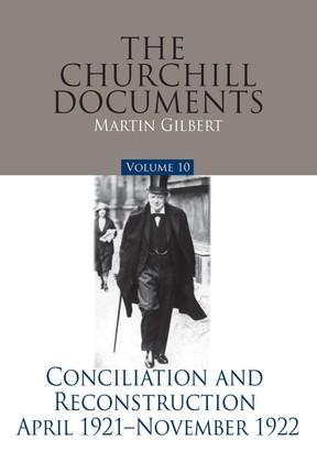 Churchill Documents - Volume 10