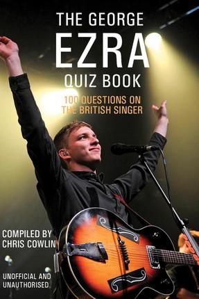 George Ezra Quiz Book