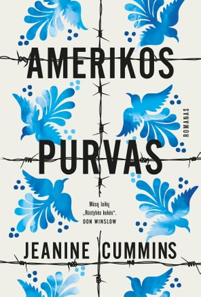 AMERIKOS PURVAS: daugiausia diskusijų literatūros pasaulyje sukėlęs šiandienos romanas