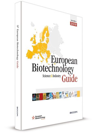 9th European Biotechnology Science & Industry Guide 2019