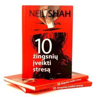 10 žingsnių įveikti stresą