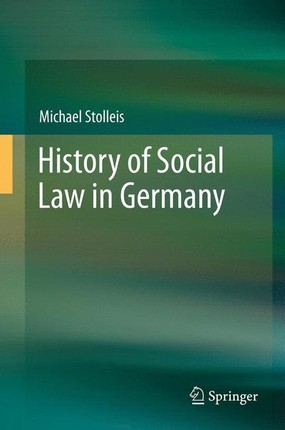 History of Social Law in Germany
