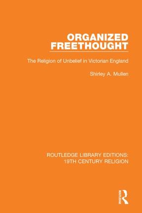 Organized Freethought