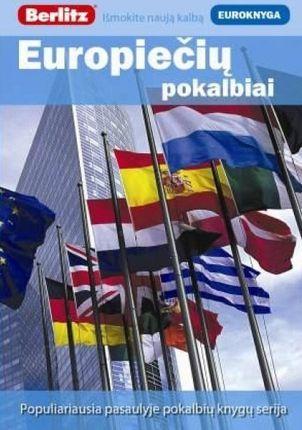 Europiečių pokalbiai. Populiariausia pasaulyje pokalbių knygų serija