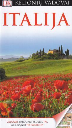 Italija: DK kelionių vadovai