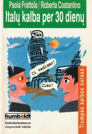 Italų kalba per 30 dienų (2000)