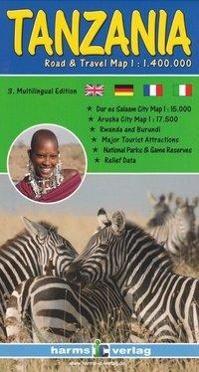 Tanzania 1:1.400.000