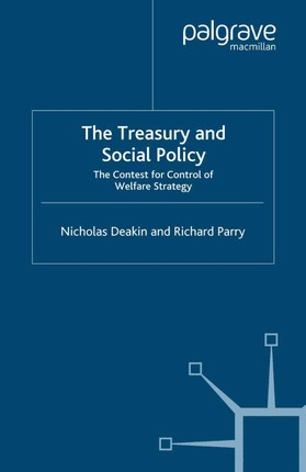 The Treasury and Social Policy