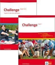 Challenge Nordrhein-Westfalen. Englisch für berufliche Gymnasien. Schülerbuchpaket. Schülerbuch Klasse 11 und Schülerbuch Klasse 12/13
