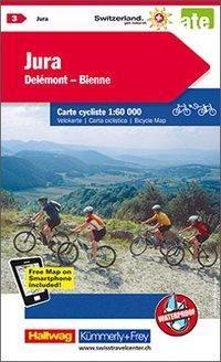 Jura Delémont - Bienne mit Ortsindex (3)