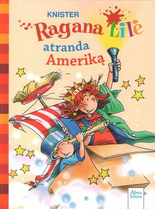 Ragana Lilė atranda Ameriką