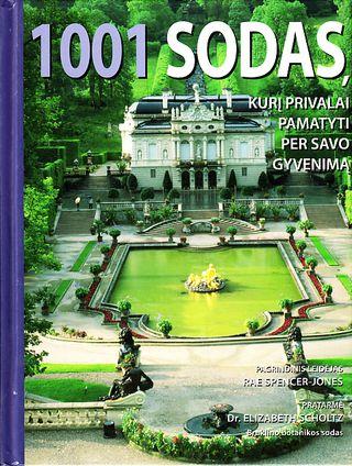 1001 sodas, kurį privalai pamatyti per savo gyvenimą