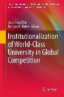 Institutionalization of World-Class University in Global Competition