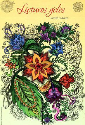 Lietuvos gėlės: meno terapija laisvalaikiui