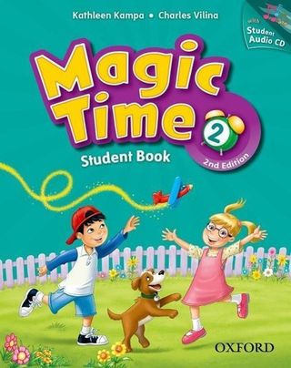 Magic Time: Level 2: Student Book and Audio CD Pack
