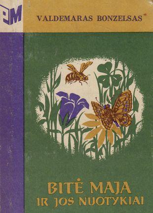 Bitė Maja ir jos nuotykiai (1978)