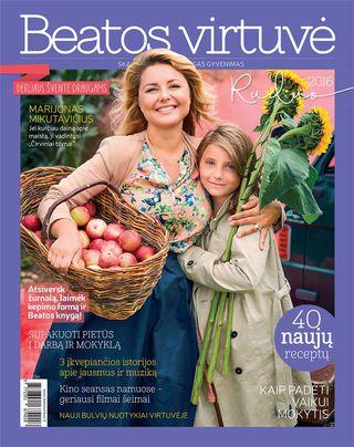Beatos virtuvė. Žurnalas. Ruduo Nr.8 (2016)