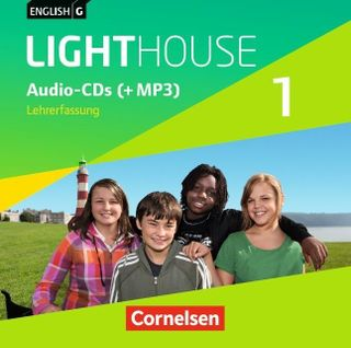 English G LIGHTHOUSE 1: 5. Schuljahr. CDs