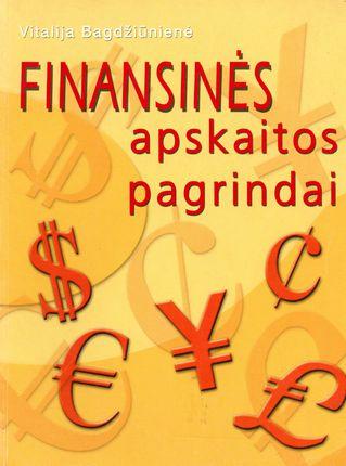 Finansinės apskaitos pagrindai