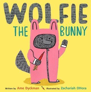 Wolfie the Bunny