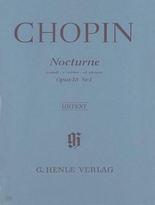 Nocturne c-moll op. 48,1