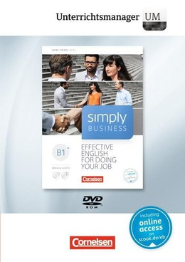Simply Business B1+ - Unterrichtsmanager