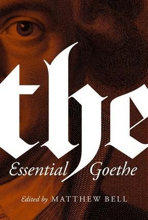Essential Goethe