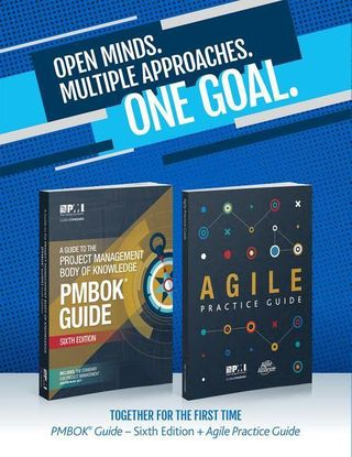 A Guide to the Project Management Body of Knowledge (PMBOK) Guide-Sixth Edition/Agile Practice Guide Bundle