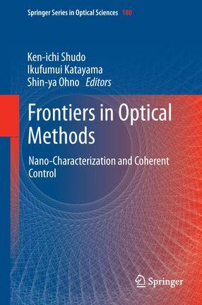 Frontiers in Optical Methods