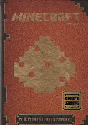 Minecraft. Kaip naudoti raudonakmenį
