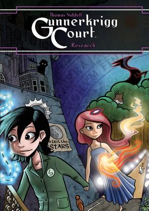 Gunnerkrigg Court Vol. 2