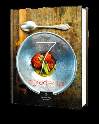 Stilingiausia kulinarijos knyga 7 INGREDIENTAI