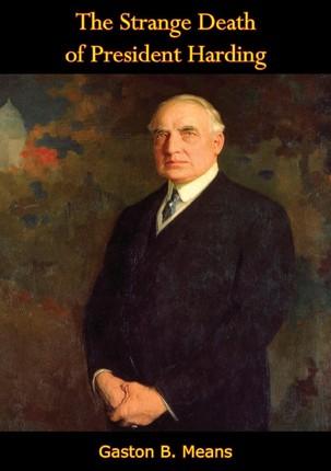 Strange Death of President Harding