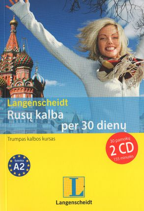 Rusų kalba per 30 dienų. Trumpas kalbos kursas