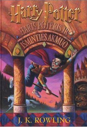 Haris Poteris ir Išminties akmuo. 1 dalis