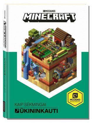 Minecraft. Kaip ūkininkauti
