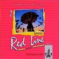 Red Line New 2. Schüler-Audio-CD. Bayern