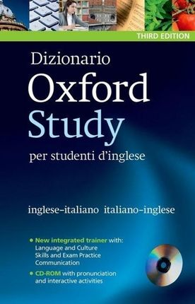 Dizionario Oxford Study Pack. Inglese - Italiano / Italiano - Inglese