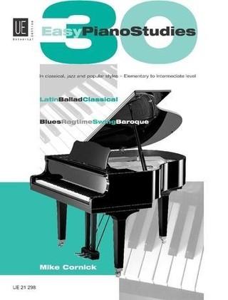 30 Easy Piano Studies