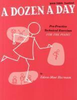 A Dozen A Day Book Three