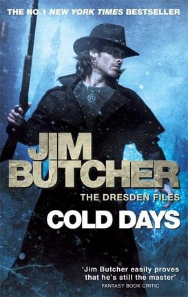 Dresden Files - Cold Days