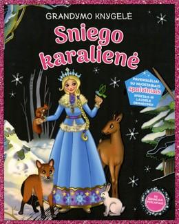 Sniego karalienė. Grandyk ir mėgaukis