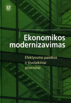 Ekonomikos modernizavimas