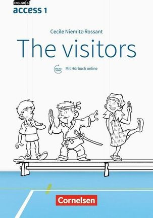 English G Access Band 1: 5. Schuljahr - Allgemeine Ausgabe - The visitors