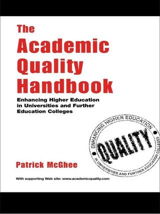 Academic Quality Handbook Rb
