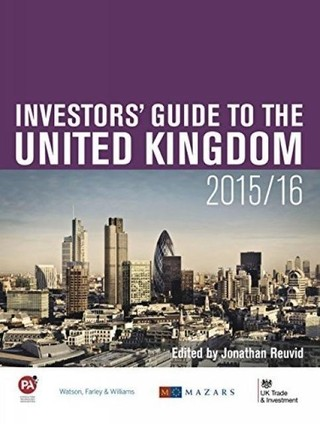 Current Investment in the United Kingdom