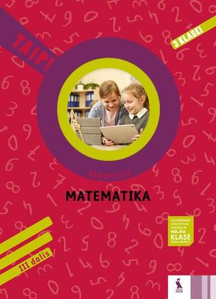 Matematika: vadovėlis 3 klasei. 3 dalis